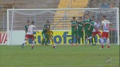 Capivariano é eliminado da Copa São Paulo de Futebol Júnior - O time lutou pela vaga contra a Chapecoense, na Arena Capivari, nesta quinta-feira (12). O placar foi de três a dois para a Chape.