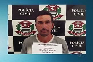 Suspeito de matar idoso em Biritiba Ussú é preso - Crime aconteceu no final de semana e um martelo foi encontrado próximo da vítima.