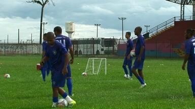 Cianorte intensifica treinos para disputa do Paranaense - Time volta à elite do futebol do estado depois de dois anos na segunda divisão