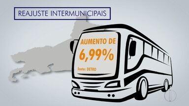 Passagens intermunicipais vão ficar mais cara a partir de sábado - Detro autoriza reajuste autorizado de 6,99%