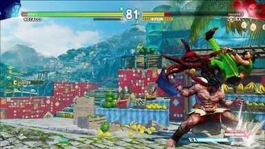 Zero1 fala sobre o clássico Street Fighter e conversa com brasileiro craque no jogo - Zero1 fala sobre o clássico Street Fighter e conversa com brasileiro craque no jogo