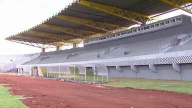 Secretaria de Esportes divulga relatório - Levantamento mostra que só houve investimento em duas obras.