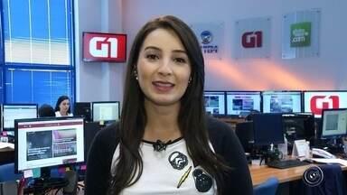 Confira os destaques do G1 Sorocaba e Jundiaí nesta quarta-feira - A repórter Mayara Côrrea traz os destaques do G1 Sorocaba e Jundiaí nesta quarta-feira (18).