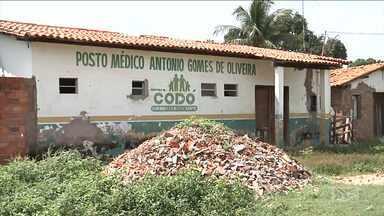 Moradores denunciam estado de abandono em posto de saúde em Codó, MA - Os moradores que pertencem a uma comunidade rural do município afirmam que quem precisa de atendimento médico enfrenta uma longa distância e, muitas vezes, falta até transporte.
