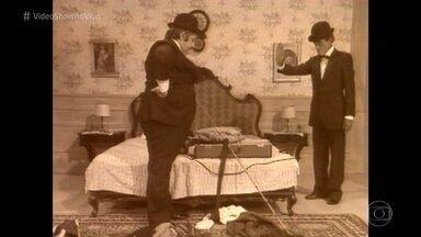 Relembre Jô Soares e Chico Anysio como 'O Gordo e o Magro' - Há 125 anos, nascia Oliver Hardy, o Gordo da dupla original