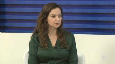 Professora em gestão ambiental do IFPI fala sobre destino do lixo - Professora em gestão ambiental do IFPI fala sobre destino do lixo