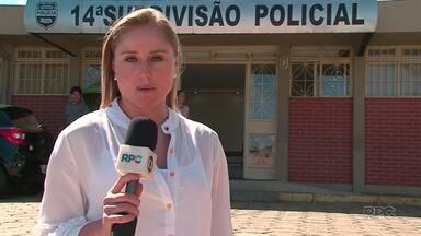 Homem é preso em Guarapuava suspeito de estuprar uma criança de nove anos - Ele é padrasto da menina. O caso foi ontem à noite, no bairro Vila Carli.