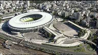 Concessionária Maracanã SA retoma administração do estádio - A empresa informou que já reestabeleceu contato com a empresa que toda cuidado com a segurança do estádio.