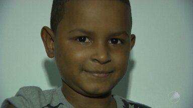 Morreu nesta quarta (18) o garoto Gustavinho - Gustavo Medeiros lutou contra uma leucemia há seis anos e a história dele ficou conhecida no Globo Esporte.