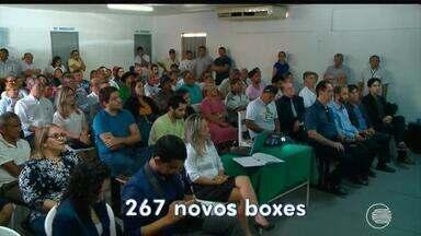 Audiência pública apresenta aos permissionários da Ceapi como será a subconcessão do local - Audiência pública apresenta aos permissionários da Ceapi como será a subconcessão do local