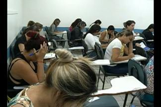 Etapa de aptidão fisíca do concurso da PM é anulada - A decisão foi tomada depois de denúncias de que um dos avaliadores do exame teria dado aulas em cursos preparatórios.