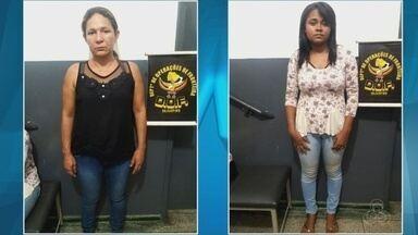 Duas mulheres são presas no Mato Grosso do Sul com drogas em destino ao Amapá - É o segundo caso em menos de duas semanas envolvendo mulheres presas com drogas na região Centro-Oeste do país com destino ao Amapá.