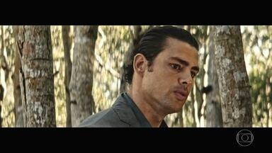 Yaqub conta a verdade para Halim sobre Omar em São Paulo - O marido de Lívia confessa que o irmão destruiu sua casa e documentos