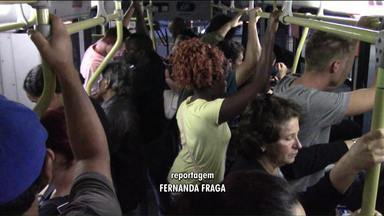 Volta a funcionar em Curitiba e região metropolitana a linha Colombo-CIC - Hoje os mais de 30 mil passageiros fazem este percurso usando mais de um ônibus