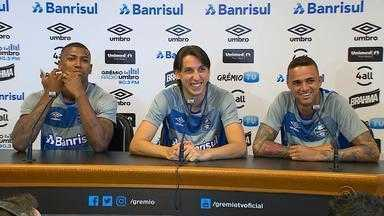 Quatro jogadores da dupla Gre-Nal são convocados para a seleção brasileira - Amistoso contra a Colômbia ocorre no RJ na próxima quarta-feira.