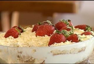 Quadro Segredos & Sabores ensina receita de bolo gelado - Receita é uma ótima opção para as crianças que ainda estão de férias.
