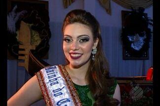 Associação de servidores do TCE apresenta candidata ao Rainhas 2017 - Paola Rodrigues Pinheiro tem 19 anos e é estudante de dança. O desfile das candidatas será realizado no dia 17 de fevereiro.