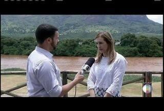 Diretora de turismo fala sobre a Copa do Mundo de Parapente - Os pilotos vão percorrer quase 80km voando.