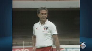 Morre o ex-treinador, campeão brasileiro pelo Guarani, Carlos Alberto Silva - Morre o ex-treinador, campeão brasileiro pelo Guarani, Carlos Alberto Silva