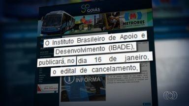Candidatos tentam reaver valor pago no concurso da Metrobus cancelado - Empresa diz que seleção é inviável devido à parceria com a iniciativa privada.