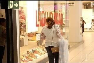 Liquidações de janeiro ajudam comércio a recuperar vendas - Clientes também aproveitam época para compras com preços em promoção.