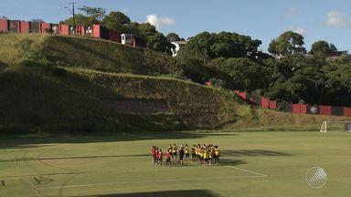 Dupla Ba-Vi intensifica treinos para estreia na Copa do Nordeste - Na próxima semana, o Bahia enfrenta o Fortaleza e o Vitória vai jogar contra o Sergipe.