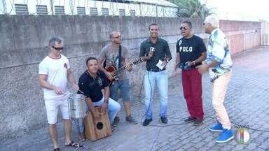 Banda Amassa se apresentará em Grussaí, São João da Barra, RJ, nesta sexta-feira - Assista a seguir.