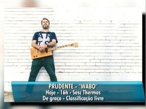 Confira as atrações da agenda cultural para este sábado - Veja os destaques no Oeste Paulista.
