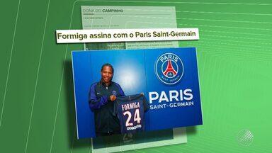 Formiga assina contrato com o Paris Saint-Germain até junho de 2017 - A jogadora está aposentada, mas aceitou o desafio e vai disputar a Liga dos Campeões e o Campeonato Francês.
