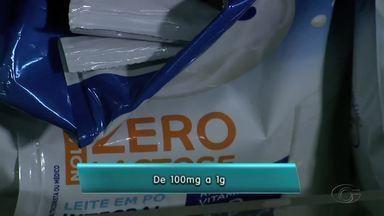 ANVISA determina que produtos com lactose devem conter alerta no rótulo - Fabricantes têm até 3 anos para se adaptarem à nova norma.