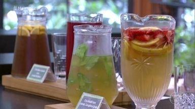 O chá é a segunda bebida não alcoólica mais consumida no mundo - No Brasil o consumo de chá também está crescendo a cada dia