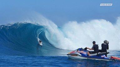 Swell Histórico Em Jaws