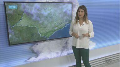 Confira a previsão do tempo para a região de São Carlos - Confira a previsão do tempo para a região de São Carlos.