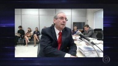 Eduardo Cunha enfrenta juiz Sérgio Moro pela primeira vez - Ele foi recentemente um dos grandes e temidos nomes da política brasileira. Atualmente, está encarcerado em Curitiba.