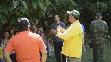 Curso de Multiplicadores Ambientais é realizado em Guajará-Mirim - Objetivo é estimular o uso dos recursos naturais de forma correta.