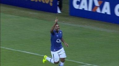 Os quatro gols de Ramón Ábila até agora na temporada 2017 - Jogador mostra faro de gol nos primeiros jogos do ano