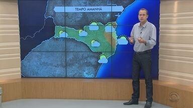 Confira a previsão do tempo para esta sexta-feira (10) - Confira a previsão do tempo para esta sexta-feira (10)
