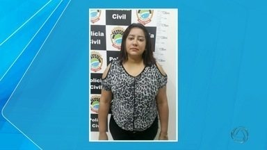 Polícia prende mulher suspeita de aplicar golpe na venda de 18 terrenos em Campo Grande - Polícia prende mulher suspeita de aplicar golpe na venda de 18 terrenos em Campo Grande