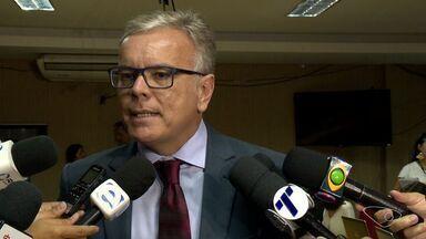 Secretário de Segurança Pública do ES diz que policiais serão punidos - Mais de 700 policiais foram indiciados por revolta.