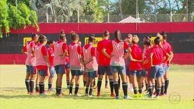 Sport volta a ter equipe profissional de futebol feminino - Sport volta a ter equipe profissional de futebol feminino