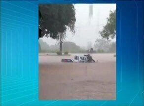Defesa Civil alerta sobre chuvas intensas no Tocantins - Defesa Civil alerta sobre chuvas intensas no Tocantins