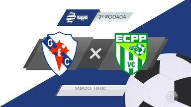 Vitória da Conquista e Galícia se enfrentam pelo Baianão - Partida acontece no sábado (11), no estádio de Pituaçu.