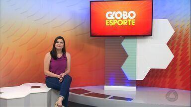 Globo Esporte MT - 10/02/2017 - íntegra - Globo Esporte MT - 10/02/2017 - íntegra