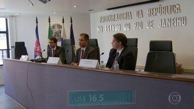 Sergio Cabral e Eike Batista são denunciados pelo Ministério Público Federal - Justiça aceita denúncia e eles são réus em processo que envolve atos de corrupção e lavagem de dinheiro