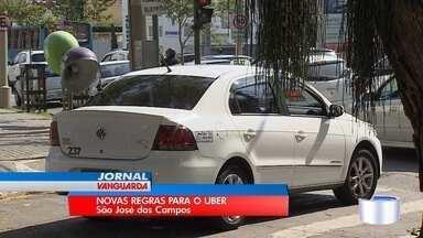 Felício regulamenta serviço do Uber em São José - Taxistas vão operar o modelo.