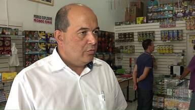 Odair Fogueteiro, do PHS diz que pretende fazer projetos para melhorar a segurança - Ele é o entrevistado da série sobre vereadores