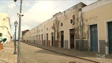 Centro histórico de São Luís está abandonado - Centro histórico de São Luís está abandonado
