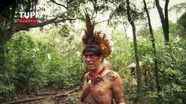 Índio Obirajara reivindica shopping na tribo - Todo mundo merece, né?