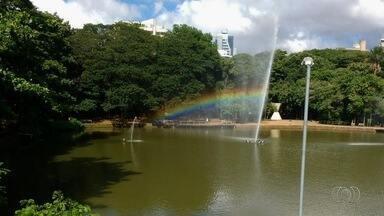 Previsão do tempo é de pancadas de chuva e sol para Goiás - Regiões sul e sudoeste devem ter sol aberto.
