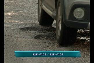Buracos causam prejuízos a motoristas em Belém - Assunto é tema do quadro 'Questão de Direito' desta quarta, 15.